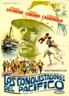 Dobyvatelé Pacifiku (Los conquistadores del Pacífico)