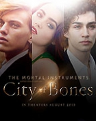 Mortal Instruments: Město z kostí (The Mortal Instruments: City of Bones)