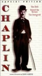 Chaplin na kolečkových bruslích (The Rink)