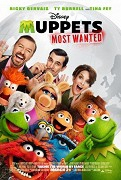 A zase ti Mupeti! (Muppets Most Wanted)