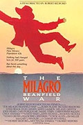 Válka o fazolové pole (The Milagro Beanfield War)