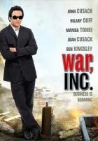 Válka a.s. (War, Inc.)