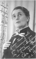 Elsa Wagner