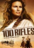 100 pušek (100 Rifles)