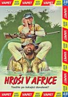 Hroši v Africe (Io sto con gli ippopotami)