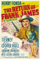 Návrat Franka Jamese