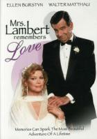 Paní Lambertová si vzpomíná na lásku