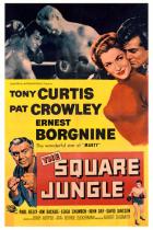Džungle v ringu (The Square Jungle)