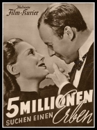 Pět milionů hledá dědice (5 Millionen suchen einen Erben)