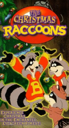 The Christmas Raccoons