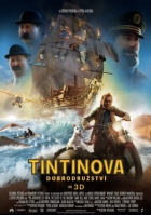 Tintinova dobrodružství (The Adventures of Tintin: Secret of the Unicorn)