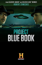 Projekt modrá kniha (Project Blue Book)