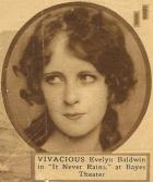 Evelyn Baldwin