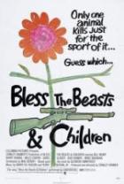 Chraňte zvířata a děti