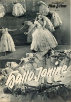 Tanečnice Janina (Hallo Janine!)