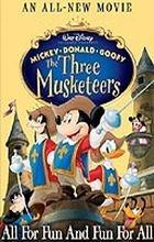 Tři mušketýři (Mickeys Three MuskeTeers)