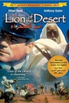 Lev pouště