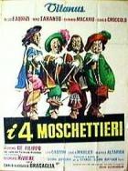 Čtyři mušketýři (I quatro moschettieri)