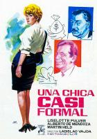 Téměř slušná dívka (Una chica casi formal)