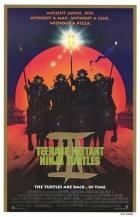 Želví nindžové 3 (Teenage Mutant Ninja Turtles III)