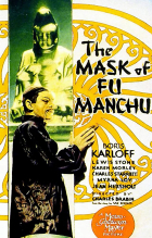 Maska Fu-Manchu (The Mask of Fu Manchu)
