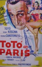 Totò v Paříži (Totò a Parigi)