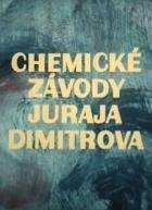 Chemické závody Juraja Dimitrova