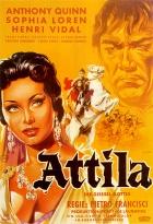 Attila - král Hunů (Attila, il flagello di Dio)