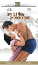 Je krásné lásku dát (Love is a Many Splendored Thing)