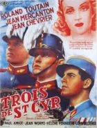 Tři ze Saint-Cyr (Trois de Saint-Cyr)