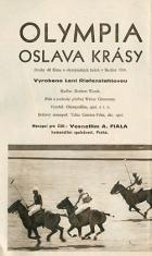 Olympia - Oslava krásy (Fest der Schönheit)