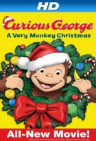 Zvědavý George 2 - Veselé opičí Vánoce (Curious George: A Very Monkey Christmas)