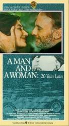 Muž a žena po dvaceti letech (Un homme et une femme: vingt ans déjá)