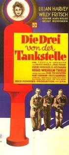 Tři mládenci od benzinu (Die Drei von der Tankstelle)