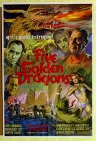Pět zlatých draků (Five Golden Dragons)