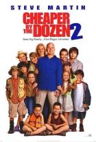 Dvanáct do tuctu 2 (Cheaper by the Dozen 2)
