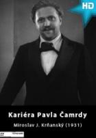 Kariéra Pavla Čamrdy