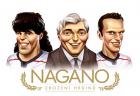 Nagano - zrození hrdinů