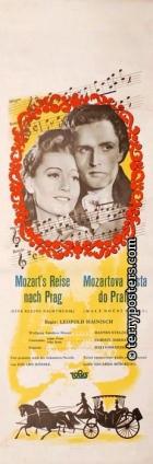 Mozartova cesta do Prahy (Eine kleine Nachtmusik)
