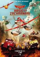 Letadla 2: Hasiči a záchranáři (Planes: Fire & Rescue)