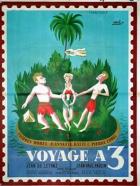 Cesta ve třech (Voyage à trois)