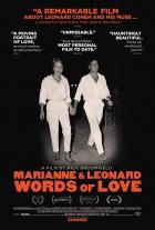 Marianne & Leonard: Slova lásky (Marianne & Leonard: Words of Love)