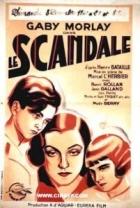 Skandál (Le scandale)