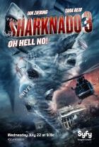 Žraločí tornádo 3 (Sharknado 3: Oh Hell No!)