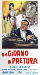 Den v soudní budově (Un giorno in pretura)