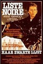 Černá listina (Liste noire)