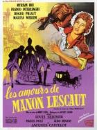 Lásky Manon Lescaut (Gli amori di Manon Lescaut)