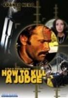 Proč je zabit soudce (Perché si uccide un magistrato)