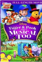 Moji kamarádi Tygr a Pú: Tygr a Pú v muzikálu