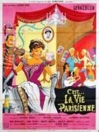 To je pařížský život